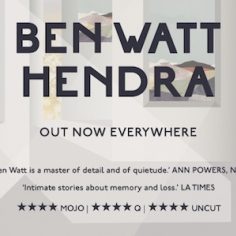 'Hendra' now out everywhere