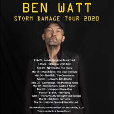 Buy Tickets for UK Tour 2020