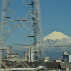 Mount Fuji, 2014