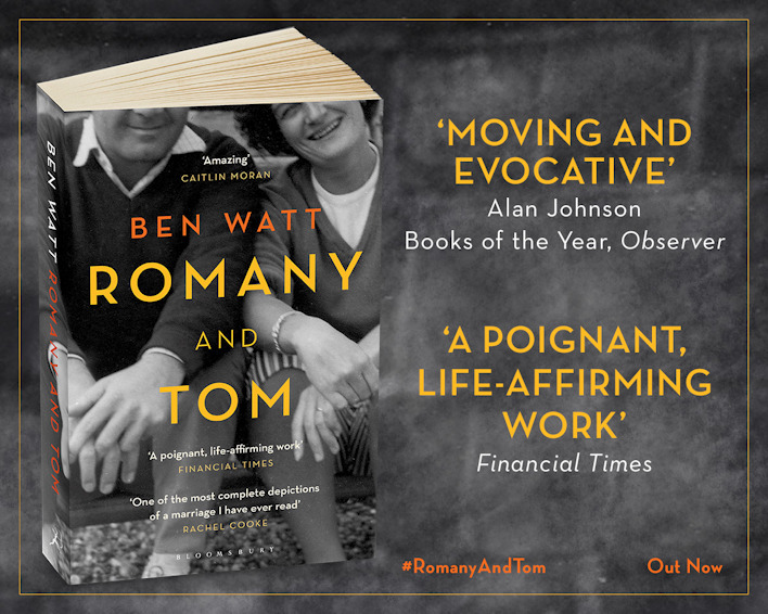 Paperback of 'Romany and Tom'
