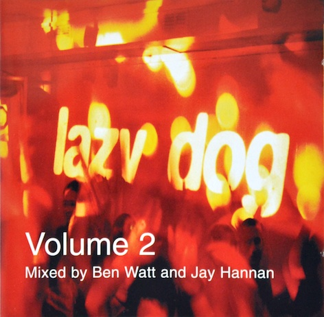 Lazy Dog Volume 2 (DJ Mix Compilation)