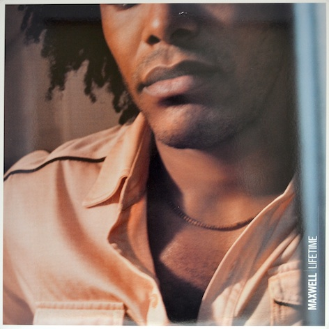Maxwell / 'Lifetime' (Ben Watt Remix)