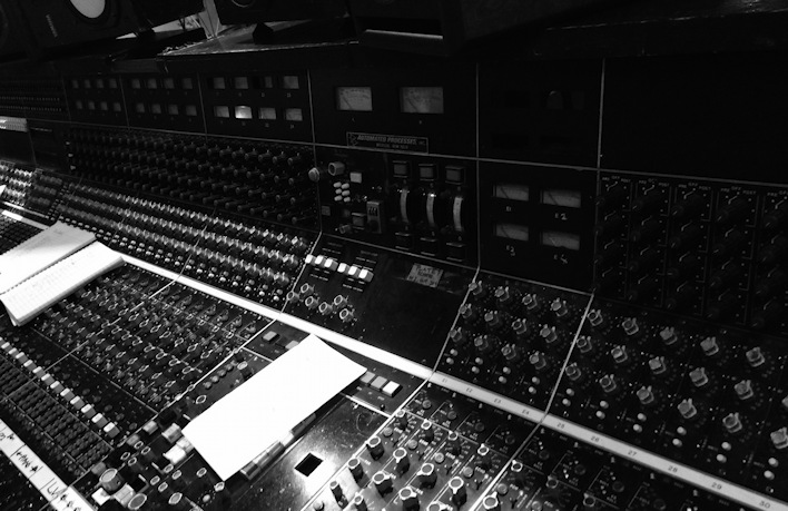Album Blogpost from RAK Studios